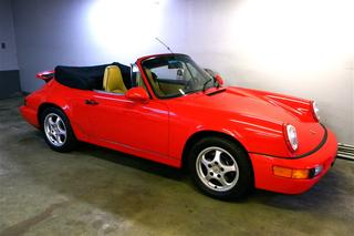 Porsche 911 964 Carrera 2 Cabriolet, 1993 - Primary exterior photo