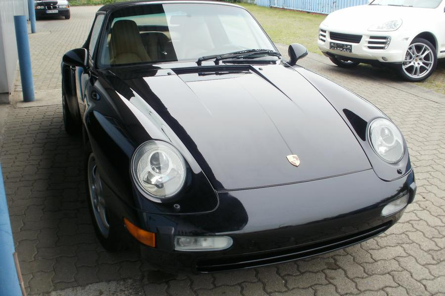 Porsche 911 993 Carrera Cabriolet 3.6 200kW-version, 1994 - #3