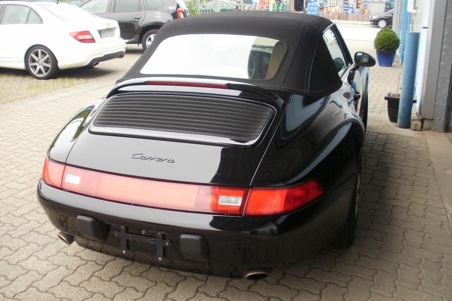 Porsche 911 993 Carrera Cabriolet 3.6 200kW-version, 1994 - #6