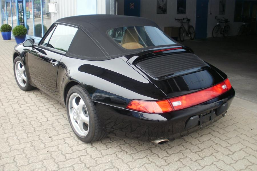 Porsche 911 993 Carrera Cabriolet 3.6 200kW-version, 1994 - #5