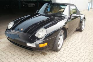 Porsche 911 993 Carrera Cabriolet 3.6 200kW-version, 1994 - Primary exterior photo