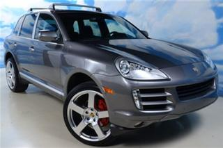 Porsche Cayenne 957 S, 2008 - Primary exterior photo