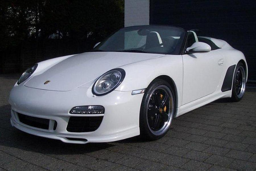 Porsche 911 997 Speedster 2012 For Show By A S P Nv