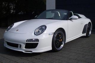 Porsche 911 997 Speedster, 2012 - Primary exterior photo