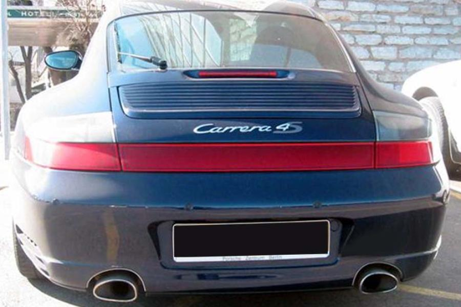 Porsche 911 996 Carrera 4S Coupé, 2002 - #3