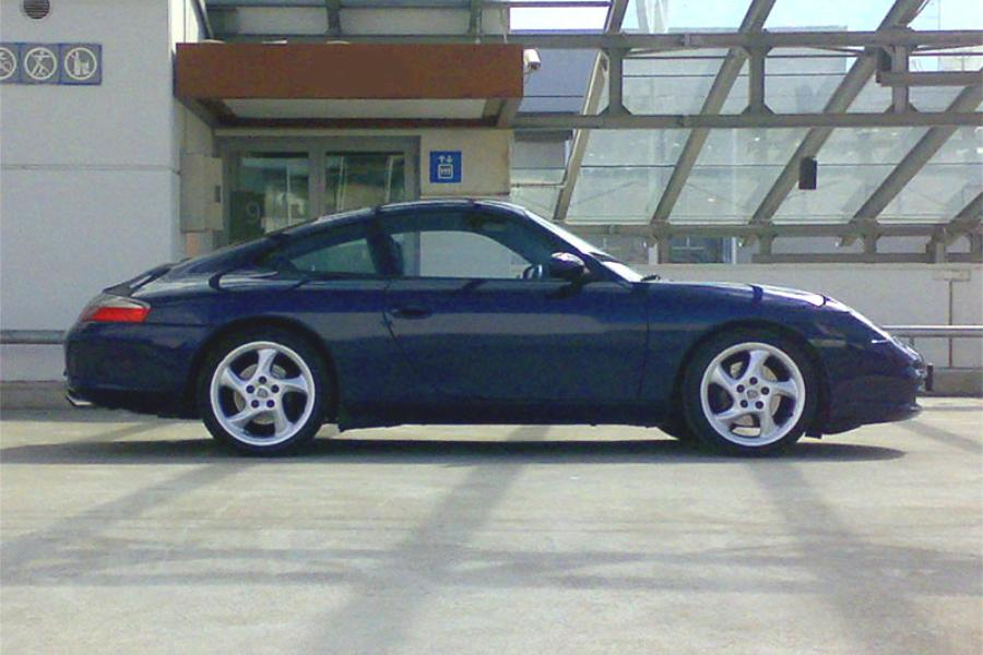 Porsche 911 996 Carrera Coup 233 3 6 2002 For Show By