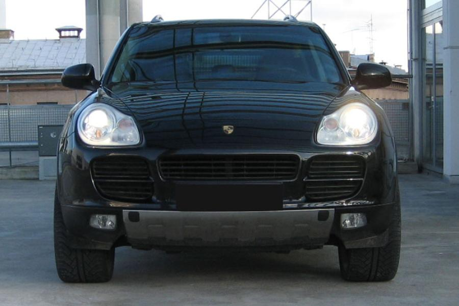 Porsche Cayenne 955 3 2 2005 For Show By Sportauto Ee