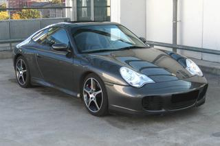 911 996 Carrera 4S Coupé - Main exterior photo