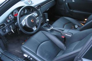 911 997 Carrera S Coupé mk1 - Main interior photo
