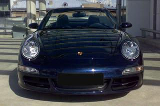 911 997 Carrera S Cabriolet mk1 - Main exterior photo