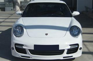 911 997 Turbo Coupé 3.6 - Main exterior photo