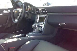 911 997 Turbo Coupé 3.6 - Main interior photo