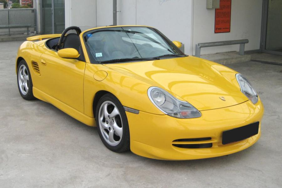 Porsche Boxster 986 2 7 168kw Version 2003 For Show By