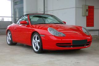 911 996 Carrera Cabriolet 3.4 - Main exterior photo