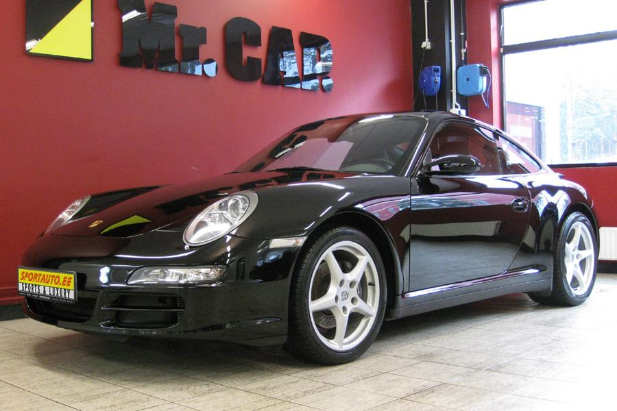 Porsche 911 997 Carrera 4 Coup Mk1 2006 For Show By Sportauto