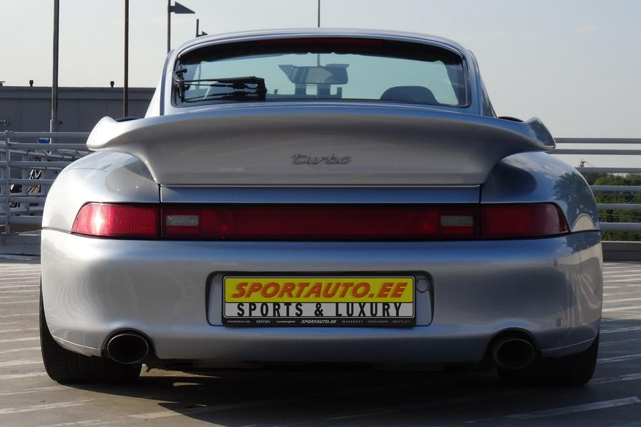 Porsche 911 993 Turbo Coupé WLS 316kW-version, 1996 - #11