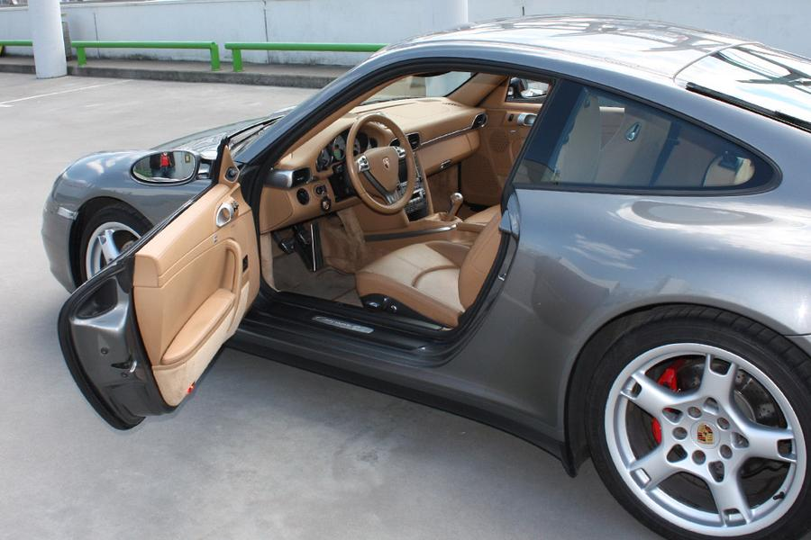 Porsche 911 997 Carrera 4s Coup 233 Mk1 2007 For Show By