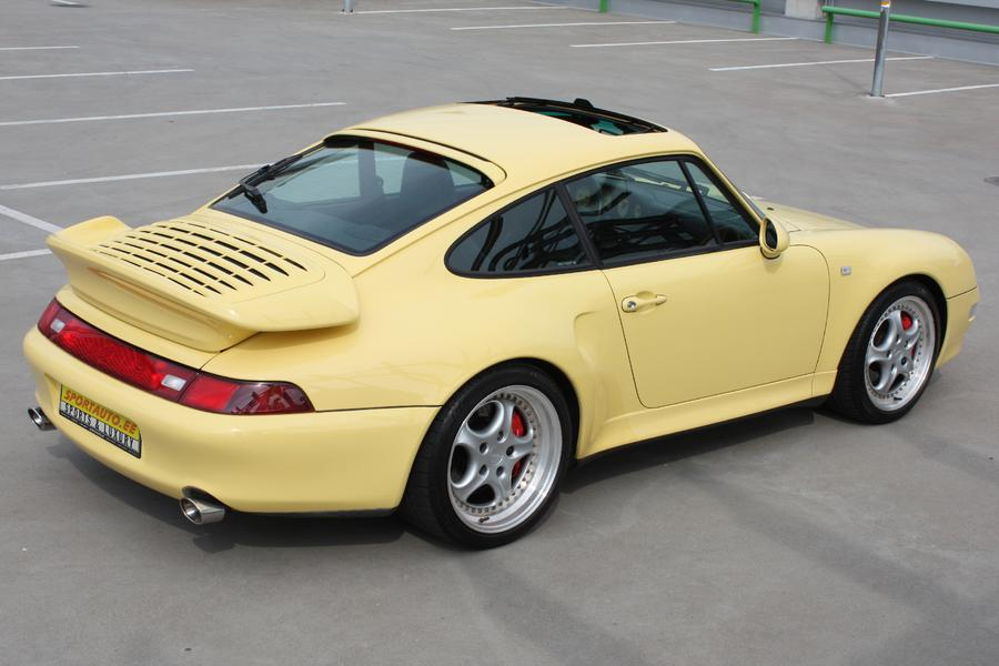 Porsche 911 993 Turbo Coupé , 1997 - #24