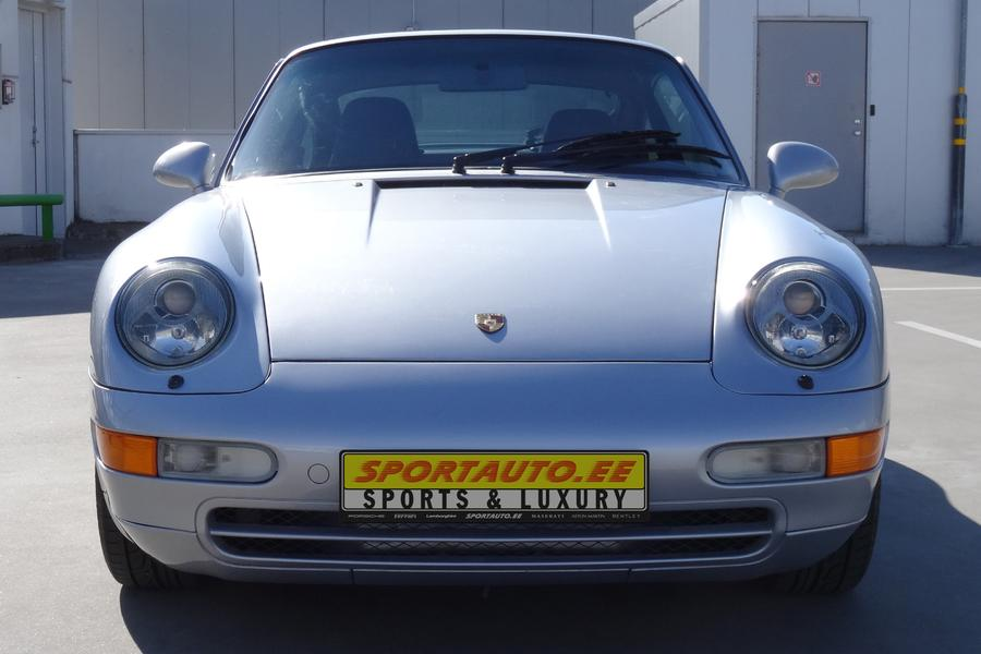 Porsche 911 993 Carrera 4 Coupé 3.6 200kW-version, 1995 - #1