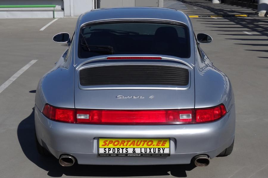 Porsche 911 993 Carrera 4 Coupé 3.6 200kW-version, 1995 - #12