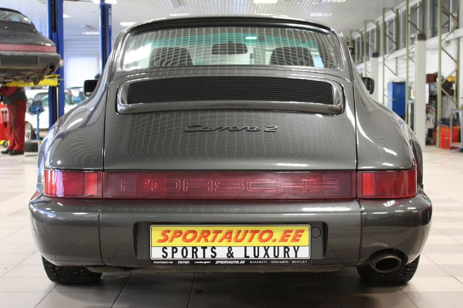 Porsche 911 964 Carrera 2 Coupé, 1990 - #7