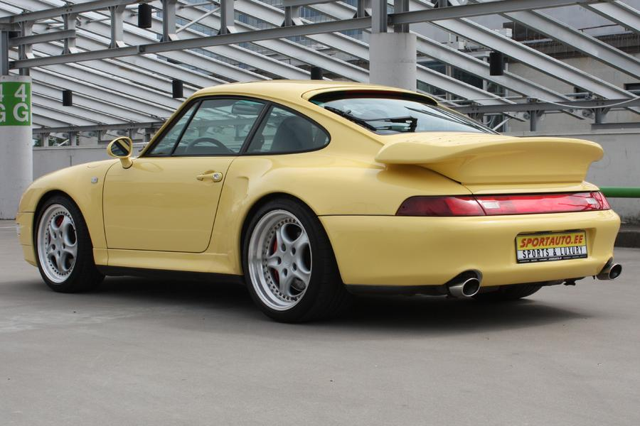 Porsche 911 993 Turbo Coupé , 1997 - #18
