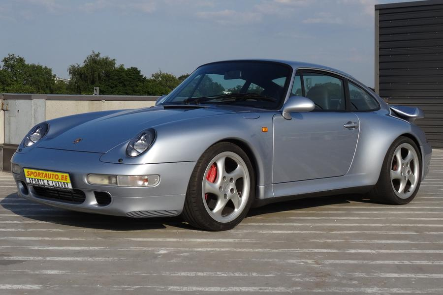Porsche 911 993 Turbo Coupé WLS 316kW-version, 1996 - #5