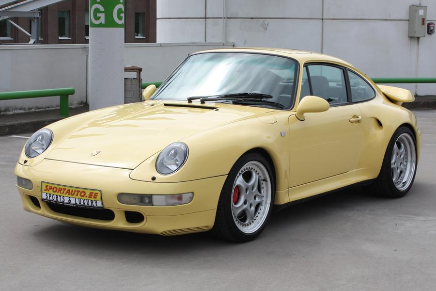 Porsche 911 993 Turbo Coupé , 1997 - #9
