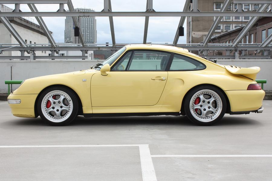 Porsche 911 993 Turbo Coupé , 1997 - #13