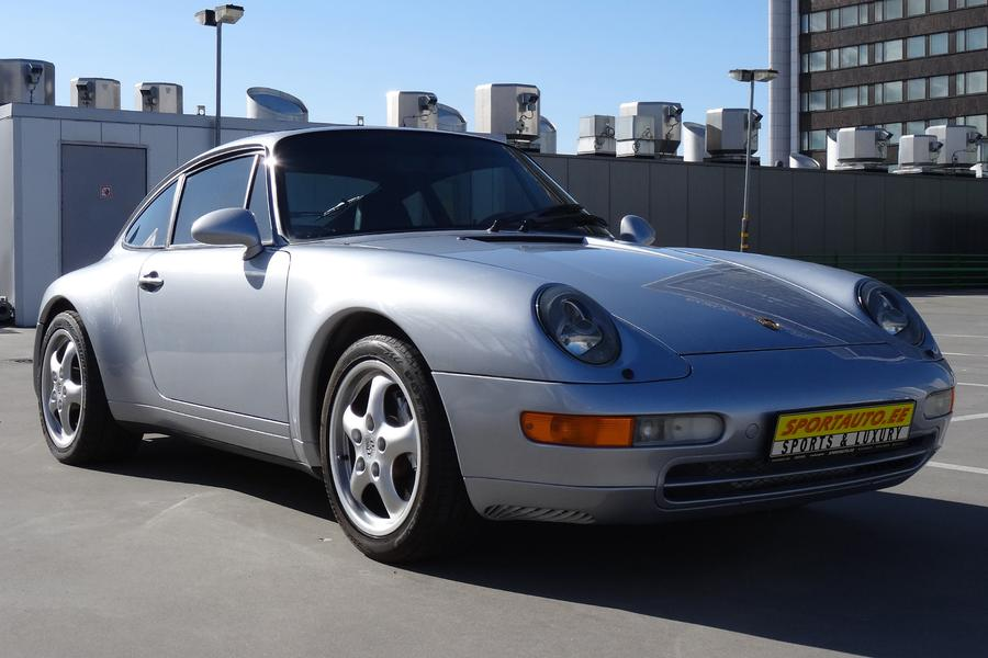 Porsche 911 993 Carrera 4 Coupé 3.6 200kW-version, 1995 - #21