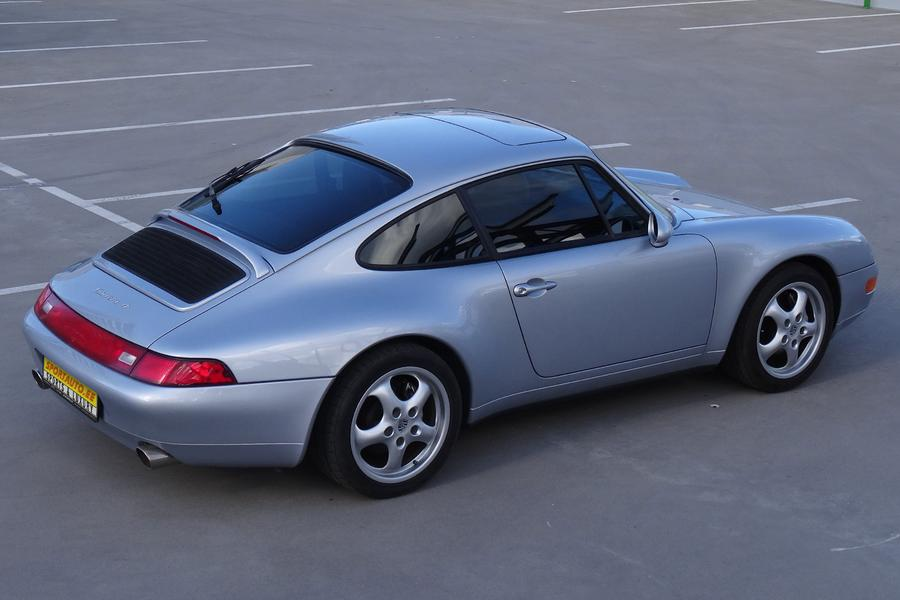 Porsche 911 993 Carrera 4 Coupé 3.6 200kW-version, 1995 - #15