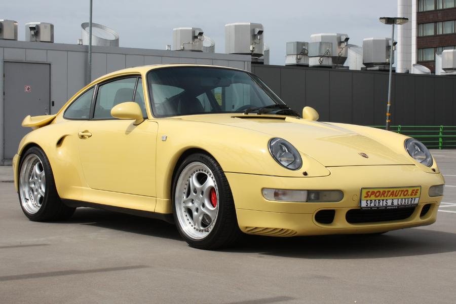 Porsche 911 993 Turbo Coupé , 1997 - #28