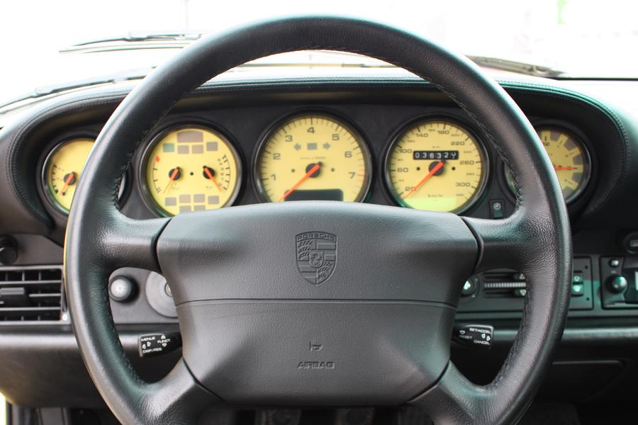 Porsche 911 993 Turbo Coupé , 1997 - #41