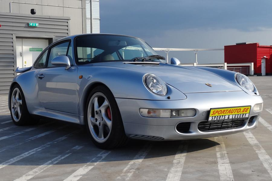 Porsche 911 993 Turbo Coupé WLS 316kW-version, 1996 - #19