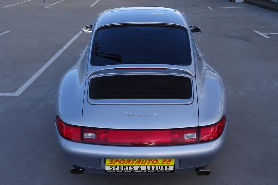Porsche 911 993 Carrera 4 Coupé 3.6 200kW-version, 1995 - #11