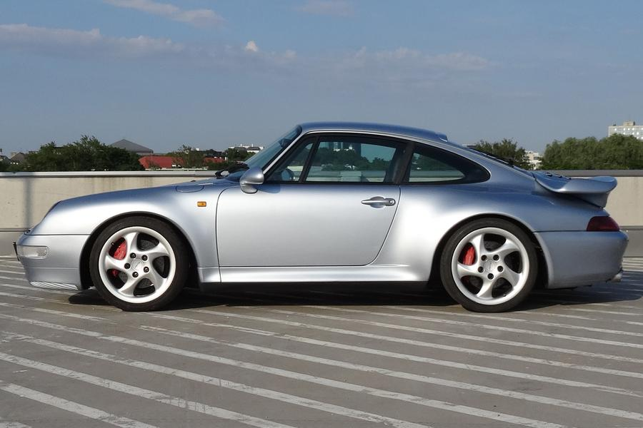 Porsche 911 993 Turbo Coupé WLS 316kW-version, 1996 - #6