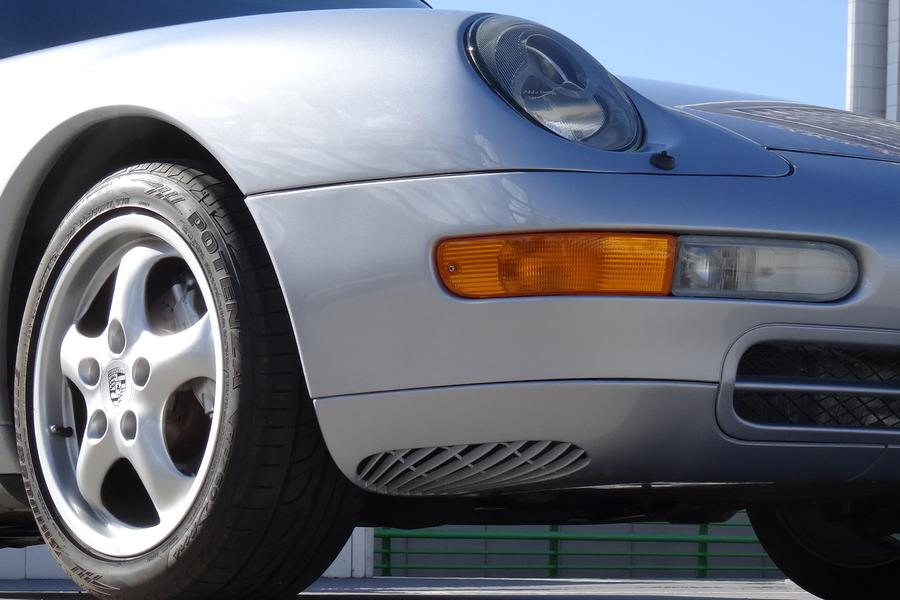 Porsche 911 993 Carrera 4 Coupé 3.6 200kW-version, 1995 - #20