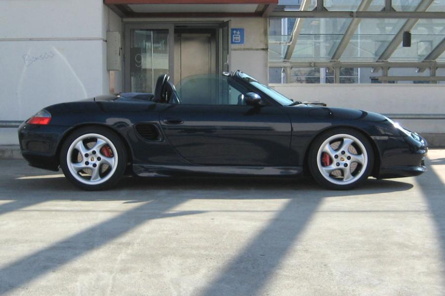 Porsche Boxster 986 S 185kw Version 2000 For Show By