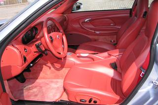 911 996 Turbo Coupé - Main interior photo