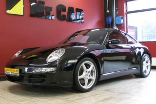 911 997 Carrera 4 Coupé mk1 - Main exterior photo