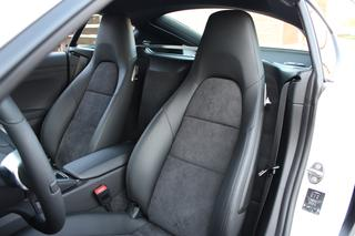 Porsche Cayman 981 (2.7), 2014 - Primary interior photo