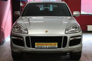 Porsche Cayenne 957 Turbo, 2008 - Primary exterior photo