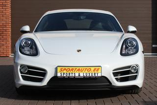 Porsche Cayman 981 (2.7), 2014 - Primary exterior photo
