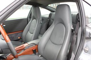 911 997 Carrera 4S Coupé mk1 - Main interior photo