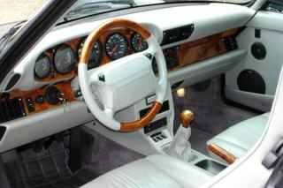911 964 Turbo 3.3 WLS - Main interior photo