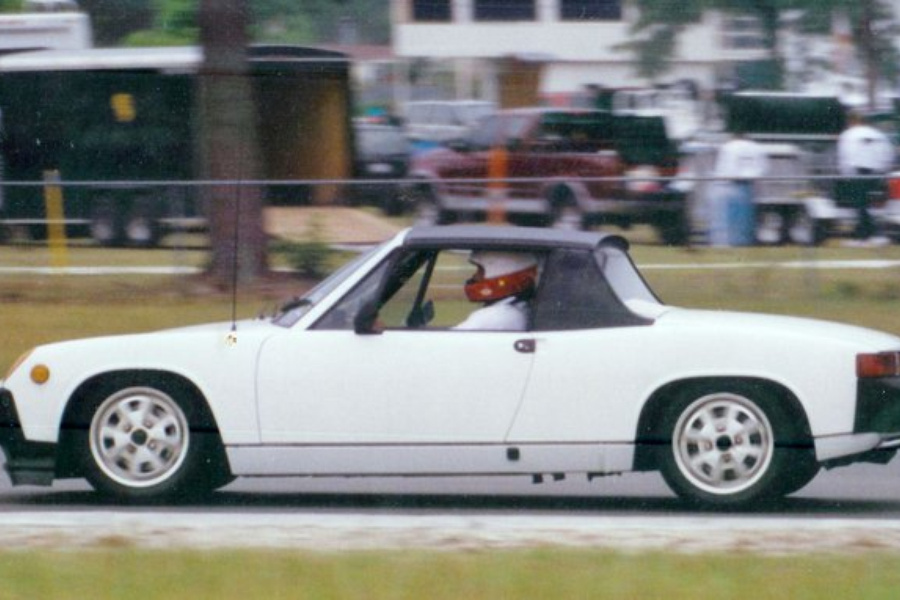 Porsche 914 /4 2.0 74kW-version, 1976 - #1