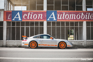 911 997 GT3 RS 3.6 - Main exterior photo
