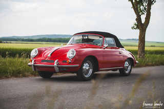 356 B T5 1600 Cabriolet - Main exterior photo