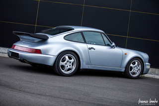 Porsche 911 964 Turbo 3.3, 1992 - Primary exterior photo