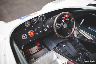 Porsche-engined  EBS Spyder - Main interior photo
